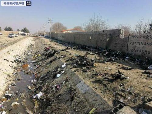伊朗公布坠机报告是什么?乌克兰客机坠毁的原因真相曝光