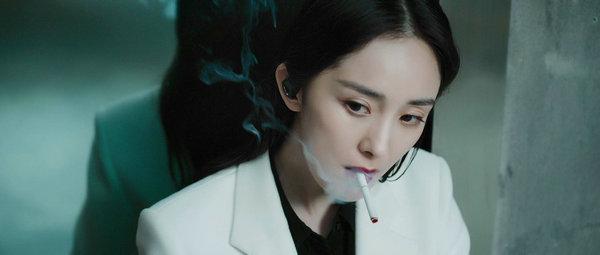 杨幂抽烟镜头怎么回事 刺杀小说家什么时候上映主演都有谁