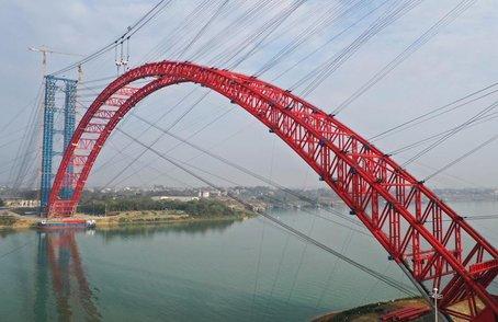 世界最大跨徑!這座中國拱橋了解下