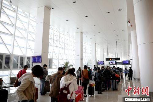 厦金航线开启春运模式 预计运送旅客20.5万人次