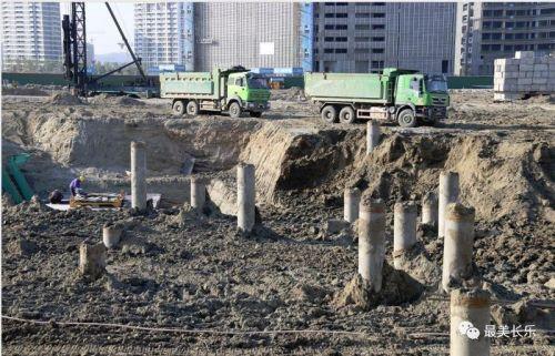 新进展!东南大数据产业园研发楼四期完成桩基施工