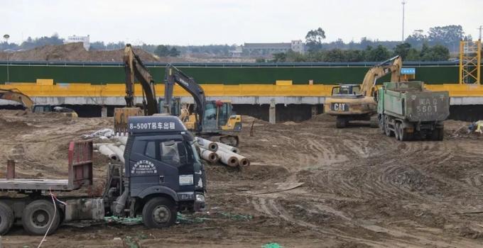 福州市第二工人文化宮完成樁基建設 預計明年完工