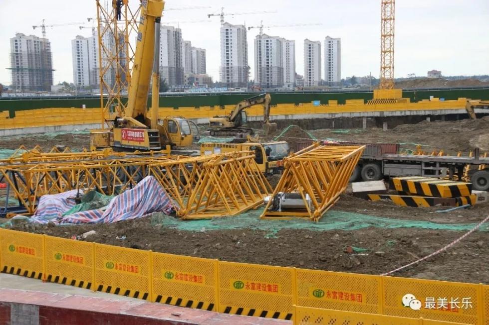 福州市第二工人文化宫完成桩基建设 预计明年完工