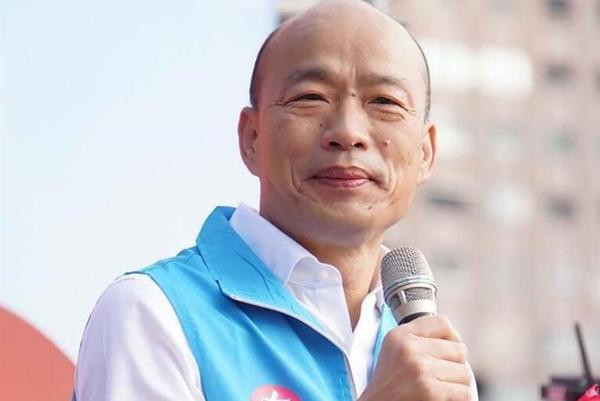 """韩国瑜重申""""不选党主席""""、不会拿一块钱选举补助款"""
