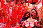 福建福州:春节临近 年味渐浓