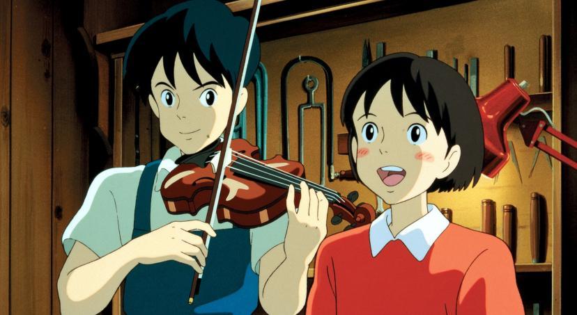 《側耳傾聽》確定制作真人電影 9月18日正式上映