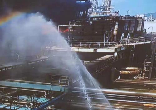 珠海化工厂爆炸详细经过最新消息 珠海化工厂爆炸什么情况现场图