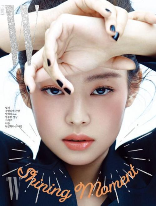 Jennie封面造型曝光是什么样的 Jennie最新封面近距离怼脸拍颜值抗打