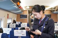 【新春走基层】温馨服务迎客流高峰