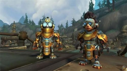 魔兽世界8.3机械侏儒解锁攻略 机械侏儒怎么解锁