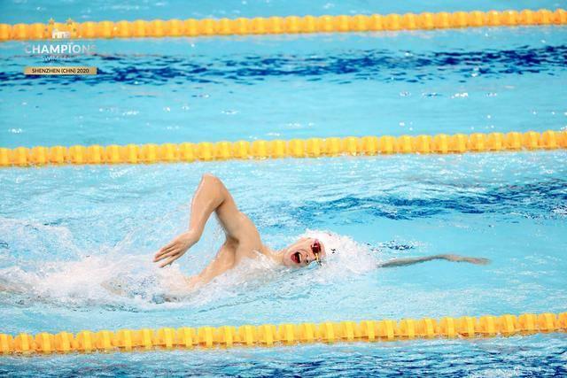 孙杨自由泳夺冠 正面回应了赛场外风波