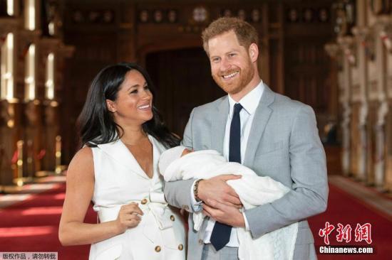 """哈里王子""""辭職""""后首次公開亮相 或將暫別英王室活動"""