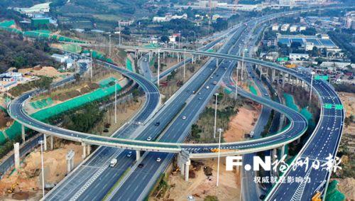 福州已形成发达的交通网络。