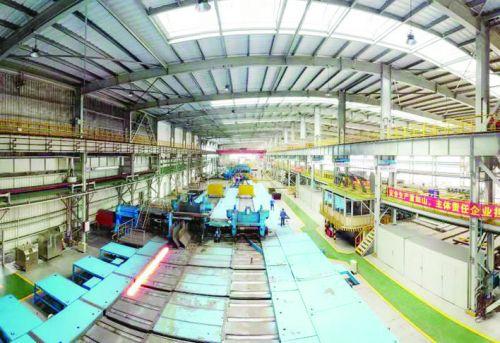 漳州芗城:打造千亿级现代钢铁产业集群