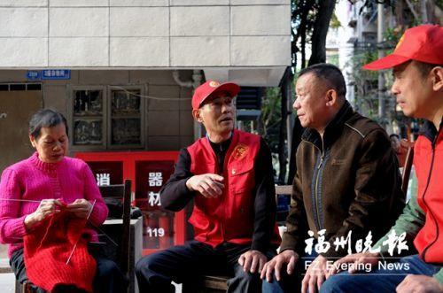 菊园社区老书记张东生:服务社区20余年 让居民更安心