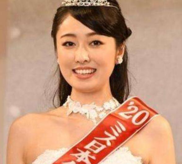 2020日本小姐冠军是谁 从2525人中脱颖而出大三女学生什么来头