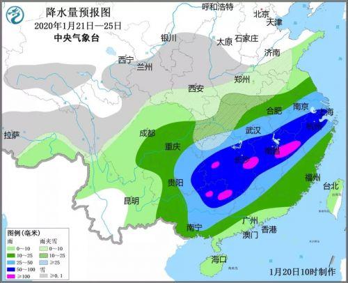 最新!快来看看福州春节期间天气情况