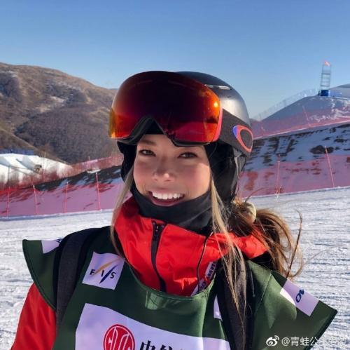 2020年冬青奥会:中国队包揽U型场地冠亚军 16岁谷爱凌夺冠