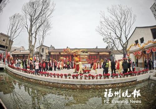 连江魁龙坊7栋古厝开放 将举办8场文化活动