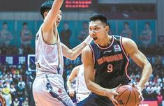 广东男篮击败新疆 以112比101拿到13连胜