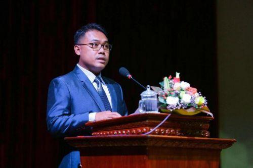 柬埔寨新闻部副国务卿、柬埔寨亚洲电影节评审团评审——Him Sotithya