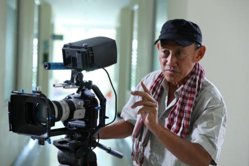 柬埔寨亚洲电影节评审团评审——Sok samath