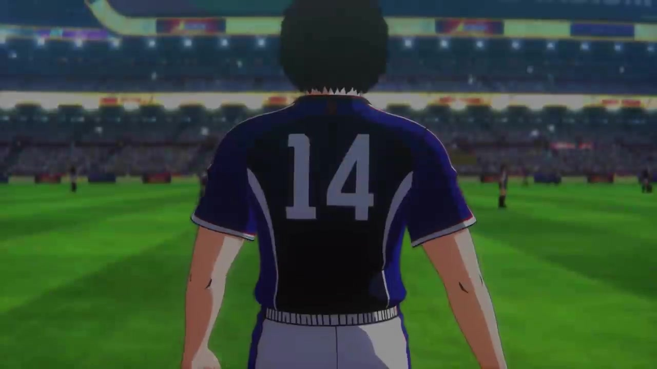 萬代南夢宮公布《足球小將:新秀崛起》 登陸PC平臺