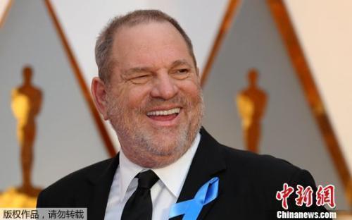 好莱坞制片人温斯坦性侵案开审 受害人或将出庭作证