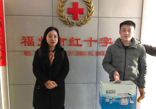 疫情无情,也是号召!福建金源泉首批近400台消毒仪驰援武汉