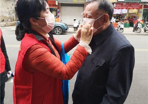 """福州連江東北街社區抗疫一線有群厲害的""""老街坊"""""""
