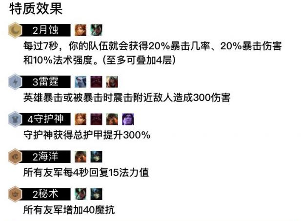 云顶之弈10.1最新雷霆劫运营思路 雷霆劫阵容搭配及玩法分享