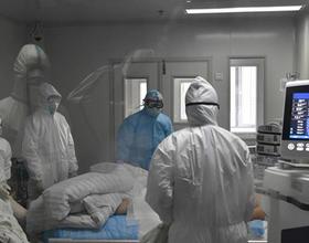 福州:忙碌的隔離病房