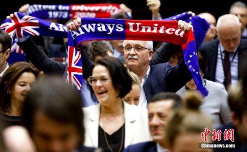 脱欧过渡期:英国或不会与欧盟达成紧密贸易协定