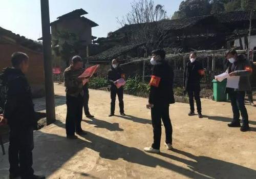 """南平三个""""圆梦村"""" 构筑群防群治防疫情"""