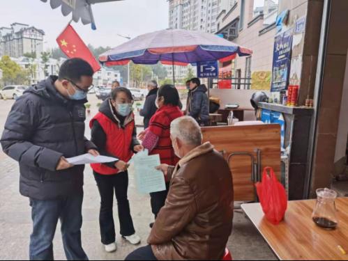 """從三個切面看寧化翠江鎮如何 """"戰疫"""""""