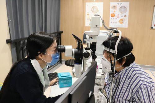 疫情之下,跑赢时间,福州爱尔成功挽救网脱患者视力!