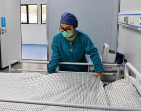 福清市醫院新感染病區第一期項目即將建成啟用
