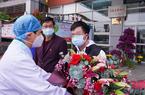 漳州首例新型冠狀病毒感染的肺炎患者治愈出院