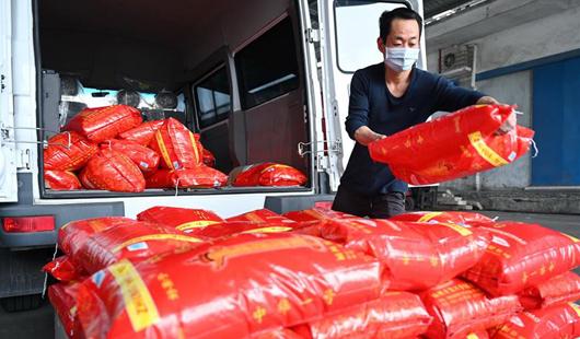 福建:糧食市場貨源充足 價格平穩