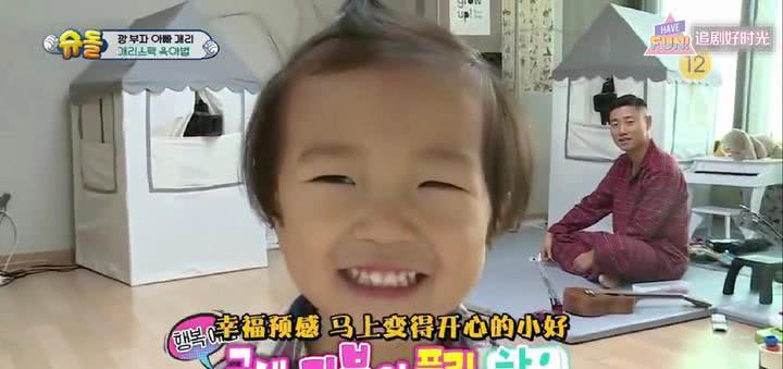 姜Gary儿子的语言能力怎么回事 姜Gary儿子的语言能力为什么上热搜太搞笑