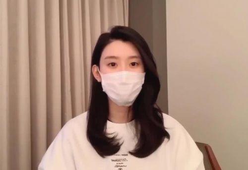 曝獲四太5億房產后 奚夢瑤首發聲致敬醫護工作者