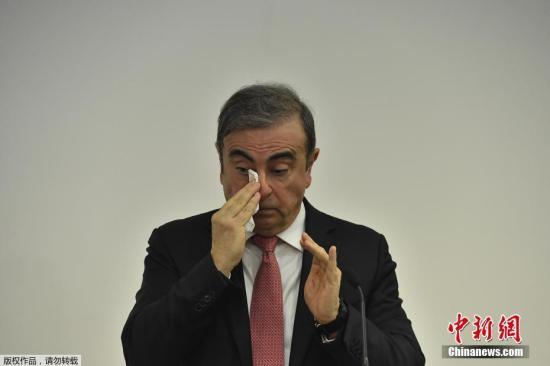 日法务部长:不会放弃将戈恩引渡回日本审判
