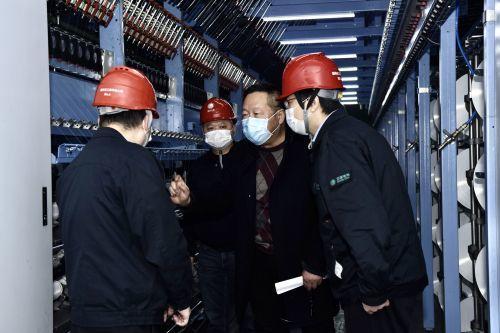 連江供電公司:醫用原料企業不打烊 供電服務來幫忙