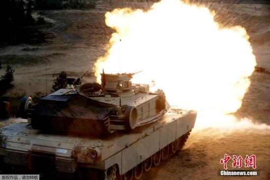 打击恐怖主义 北约同意扩大在伊拉克的训练任务