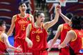FIBA最新排名:中國女籃下跌1位 居亞洲第一