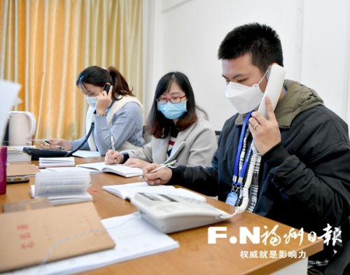 电话铃声叮铃铃_福州防疫热线背后,是他们的暖心坚守_福州新闻_海峡网