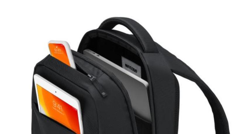 苹果官网上架新款背包:iPhone 12无刘海实锤?