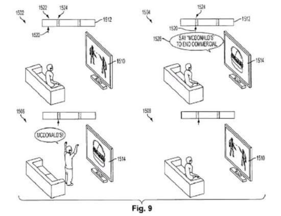 索尼申请趣味专利什么情况 大喊广告名字可以跳过广告