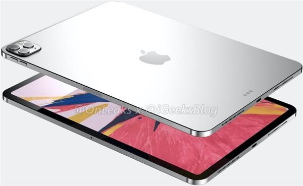 新一代iPad Pro更多消息曝光:产能或受疫情影响