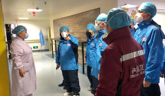 福建省立医院医疗队:抵达武汉的第一个24小时